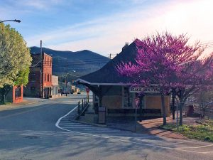 Black Mountain, NC Train Depot