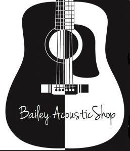 Bailey Acoustic Shop, Black Mountain, NC