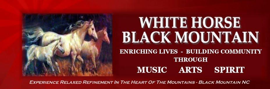 White Horse Black Mountain